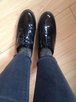 Glitter Socks: Penneys