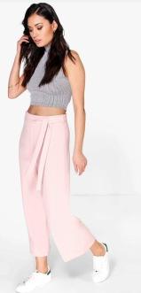 http://www.boohoo.com/new-in/loren-tie-waist-wide-leg-cropped-trousers/invt/dzz79034