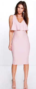 http://www.boohoo.com/going-out-dresses/emiko-plunge-neck-double-layer-midi-dress/invt/dzz85150